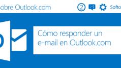 Guía Outlook.com (2): Cómo responder un correo electrónico
