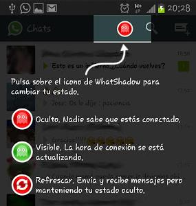 WhatShadow, une application espagnole pour être tranquille sur WhatsApp