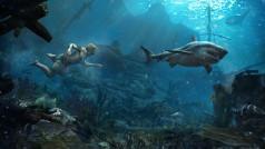 Assassin's Creed 4: Nuevas imágenes con tiburones, artefactos…