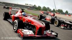 F1 2013: Nuevas imágenes del juego de carreras de PC, PS3 y 360