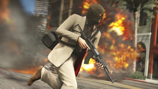 GTA 5: 7 nuevas imágenes complementarias al gameplay