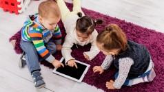 Apps de tablet para tener entretenidos a tus hijos
