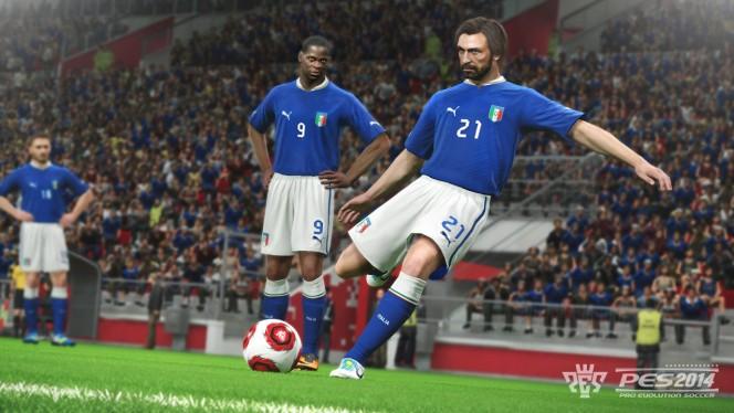 La demo de PES 2014 en PS3: Konami confirma el error