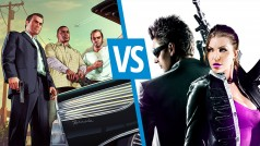 Saints Row 4 vs GTA 5