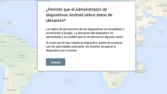 Android Device Manager ya disponible; encuentra tu dispositivo remotamente