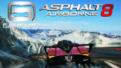 Asphalt 8 ya está disponible para descargar en iOS y Android