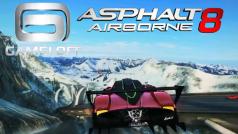 Asphalt 8 ya está disponible para descargar en iOS y Android