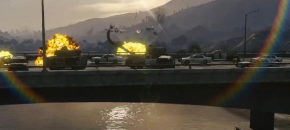 GTA 5 tanques