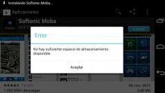 Cómo instalar aplicaciones en la tarjeta de memoria de un móvil Android