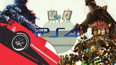 Así son los juegos de lanzamiento de PS4