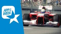 La Fórmula 1 más real con F1 2013, la aplicación de la semana