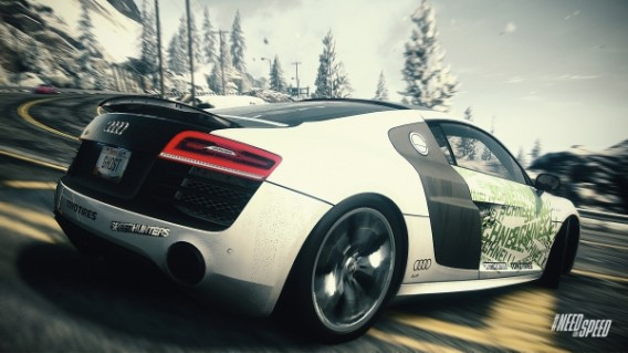 Need for Speed Rivals coches