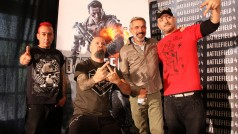Imanol Arias y Def Con Dos, protagonistas de Battlefield 4