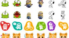 Todos los stickers gratis de Facebook y cómo descargarlos