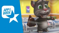 Pon una mascota virtual en tu vida con My Talking Tom, la app de la semana