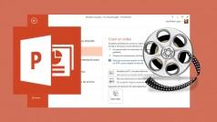 Cómo convertir una presentación en un vídeo