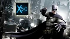 Batman Arkham Origins: Completa el combo x50 fácilmente