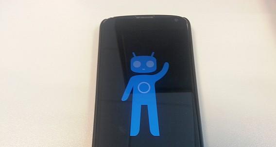 Mascote do Cyanogen sauda os novos usuários