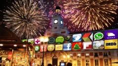 Apps para sobrevivir a la cena de Año Nuevo