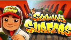Subway Surfers, disponible para descargar en Windows Phone 8