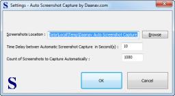 Vigila tu ordenador con capturas de pantalla automáticas
