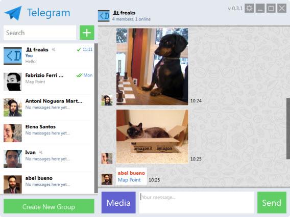 Telegram for Desktop