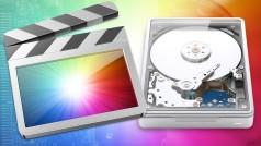 Final Cut Pro X - Libera espacio en disco borrando archivos de renderización