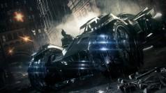 Estas imágenes de Batman: Arkham Knight muestran el poder de su coche