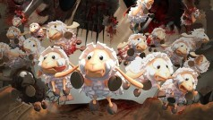Flockers, un Lemmings macabro, llegará a Steam