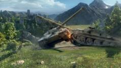 Los tanques de World of Tanks mejoran completamente a nivel gráfico