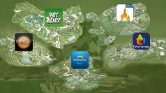 Futuroscope en tu teléfono (y otros parques de atracciones)