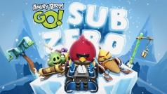 Angry Birds Go! añade más carreras