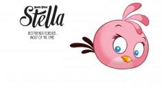 Nuevas imágenes de Angry Birds Stella