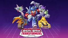 Angry Birds deciden transformarse en robots