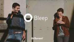 BitTorrent lanza su app de mensajería segura Bleep