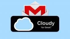 Adjunta archivos en Gmail de cualquier fuente con Cloudy