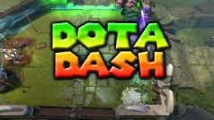 DOTA 2 se fusiona con Mario Kart: llega Dota Dash