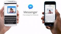 Facebook separa definitivamente su app para móviles y Facebook Messenger