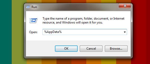 run-appdata
