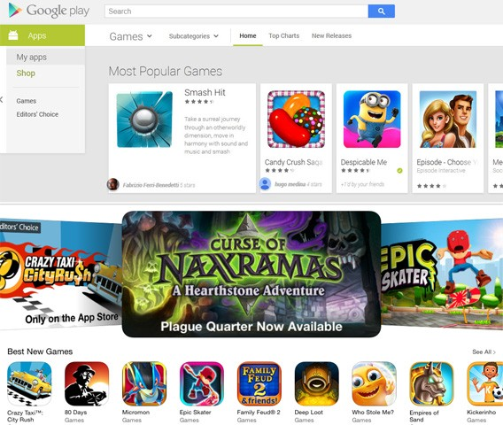 What S The Best Platform For Games Android Ios Or