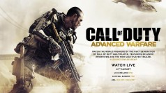 Primer vídeo Multijugador de Call of Duty: Advanced Warfare