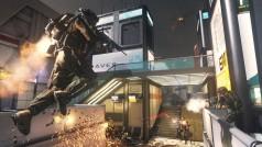Call of Duty: Advanced Warfare da un paso hacia atrás