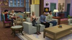 Sims 4: crea tus episodios de la serie Friends