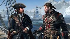 Assassin's Creed Rogue: ¡casi media hora de vídeos con gameplay!