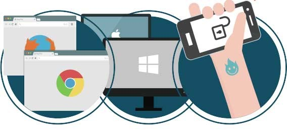 Hola pour les navigateurs web et les appareils mobiles