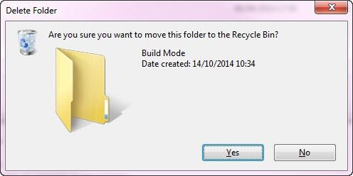 Se um mod falhar, delete-o do diretório