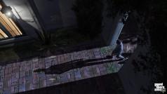GTA 5 de PC, PS4 y Xbox One: imágenes de un asesinato