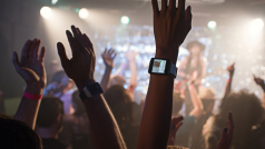 Un reloj Android Wear ejecutando... ¿Windows 95?