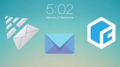 Tres innovadoras aplicaciones de iOS para gestionar el correo electrónico