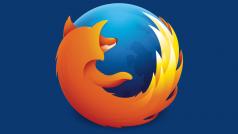 Mozilla Firefox con botón de olvidar, DuckDuckGo y pestañas patrocinadas